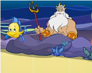 Ariels pearl hunt online játék