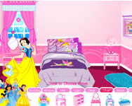 Disney Princess room j�t�k