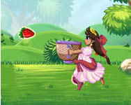 Princess and the magical fruit j�t�k