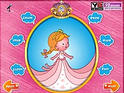 Royal princess doll dress up online j�t�k